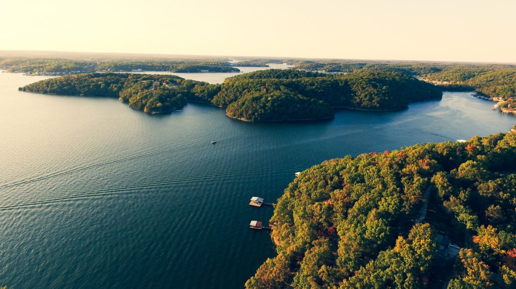 boat captain for the lake of the ozarks